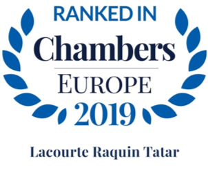 Chambers Europe France – Edition 2019 – Real Estate