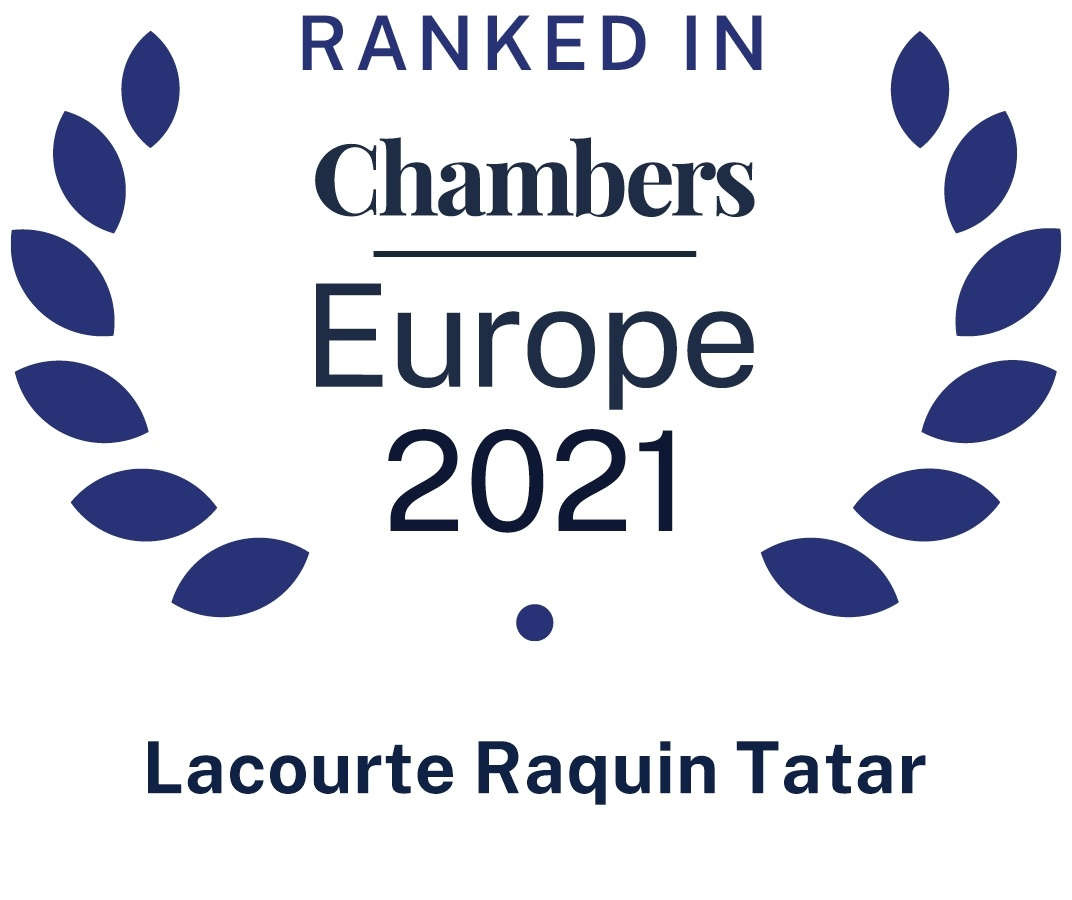 Chambers Europe – Edition 2021 – Mergers and Acquisitions